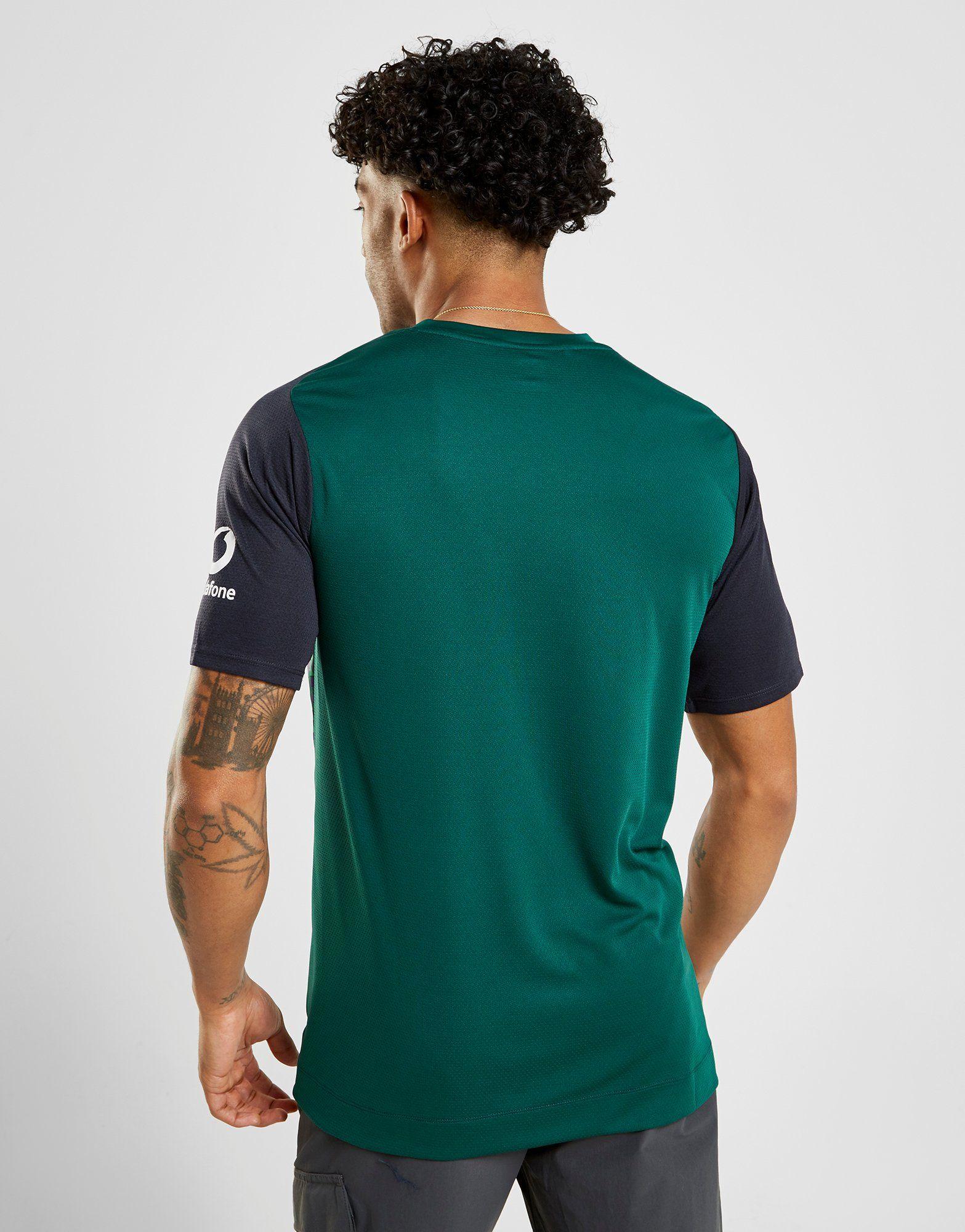 Canterbury Ireland RFU VapoDri Short Sleeve T-Shirt