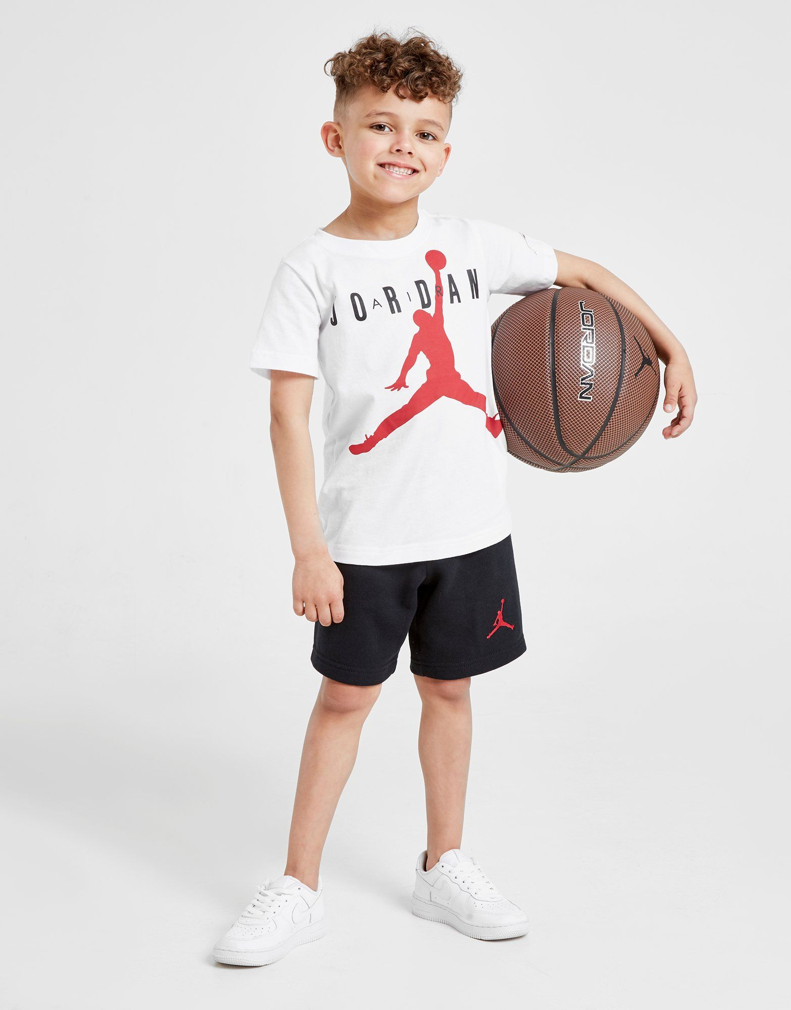 Jordan Ensemble T-shirt/Short Jumpman Air Enfant