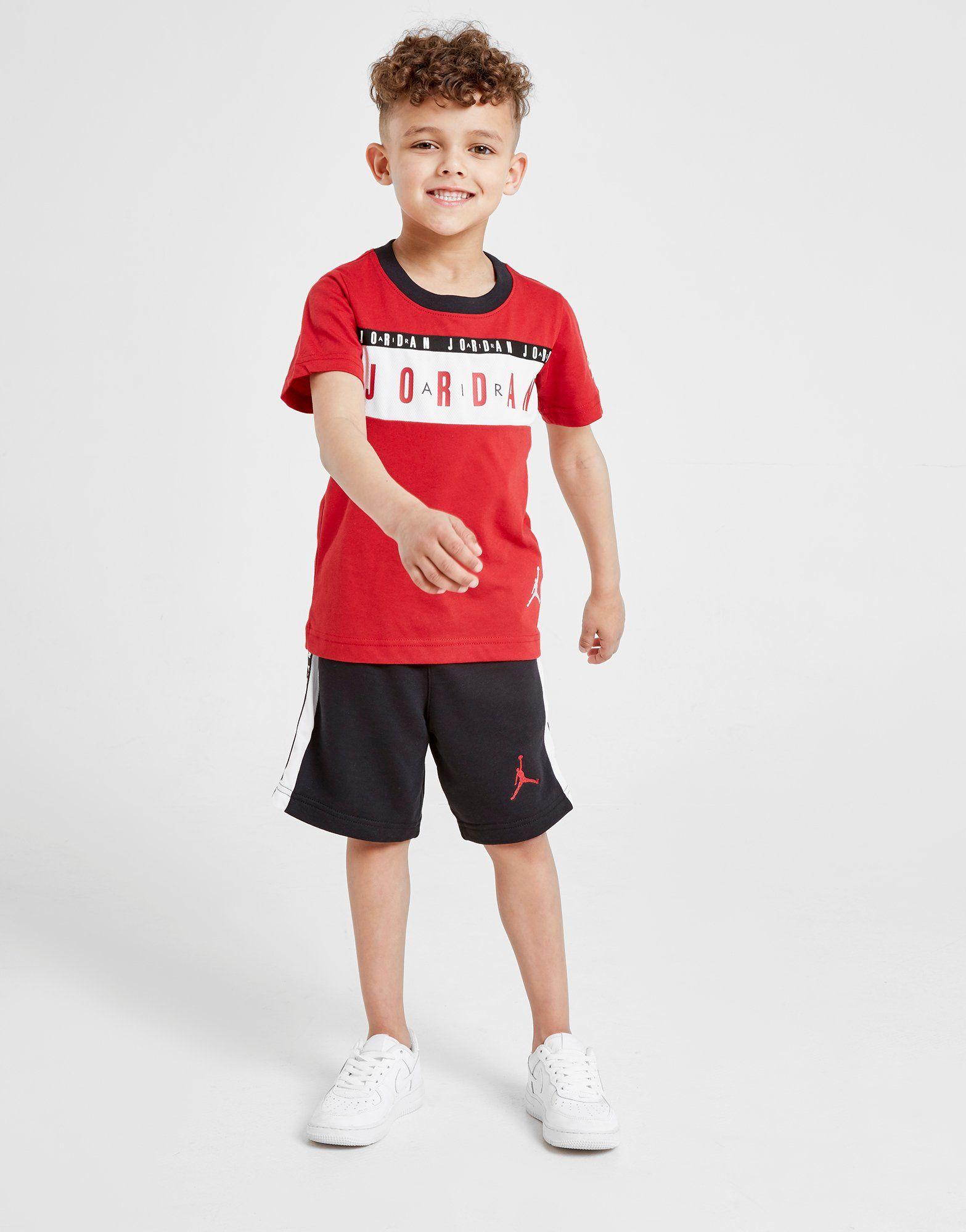Jordan Ensemble T-shirt/Short Air Enfant