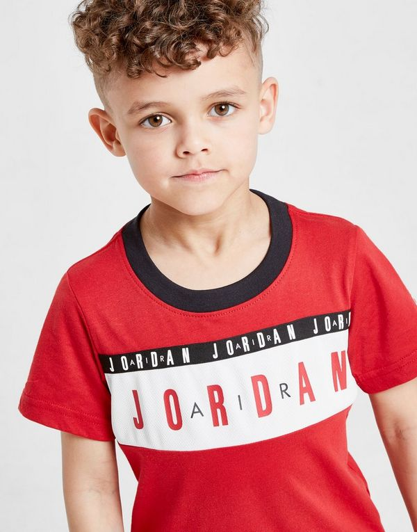 air jordan shirt kinder