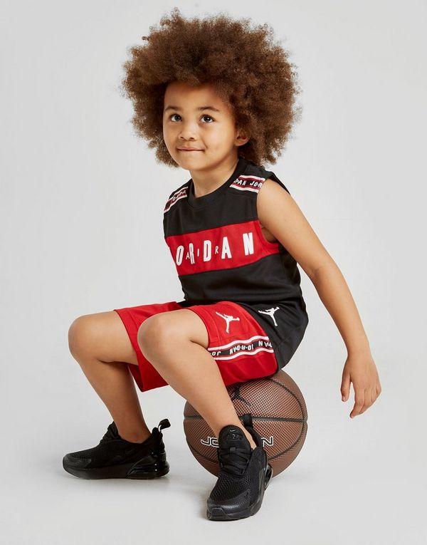 Jordan Ensemble Haut/Short Tape Enfant