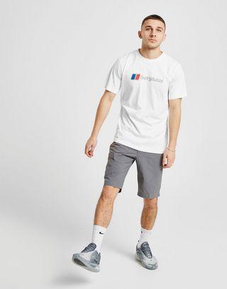 Berghaus Large Logo T Shirt Heren | JD Sports