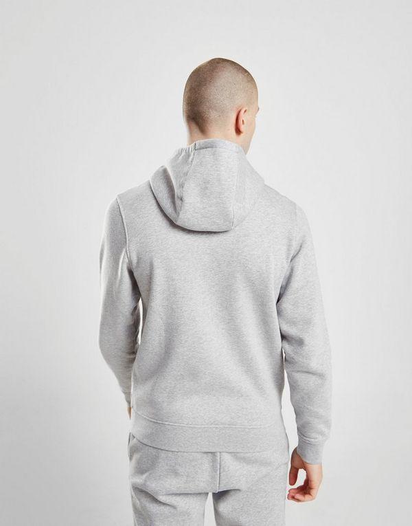 9eabf62c0 Lacoste Zip Through Core Fleece Hoodie