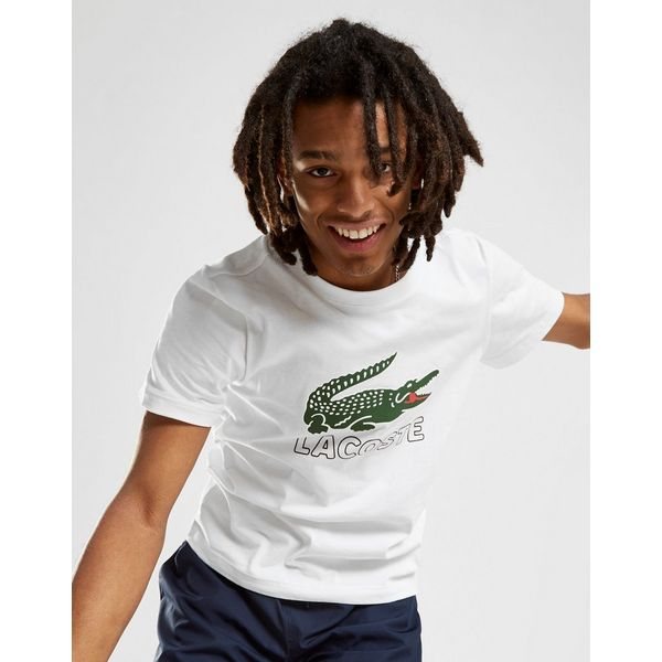 Lacoste Large Logo Vintage T-Shirt Heren