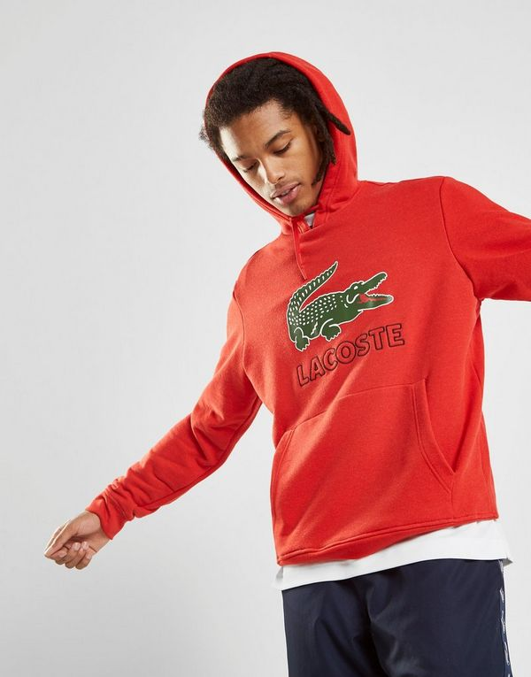 Homme Sweat Capuche Large Vintage Logo À Lacoste Sports Jd vwEYdqOwnW
