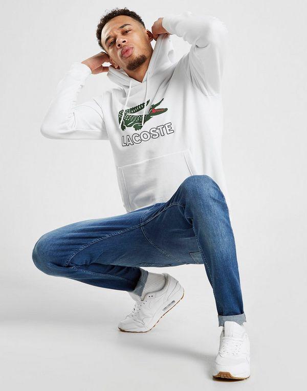Sports Vintage Large À Logo Sweat Lacoste Jd Homme Capuche gWf18tn