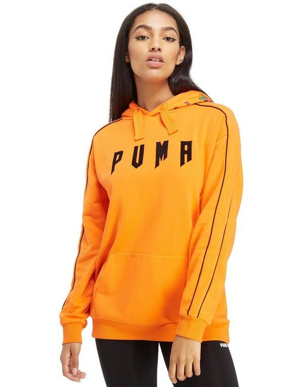 Visit New Puma Gothic Floral Boyfriend Hoodie - / - Womens New Arrival Sale Online Clearance Eastbay rOnyDPxQ