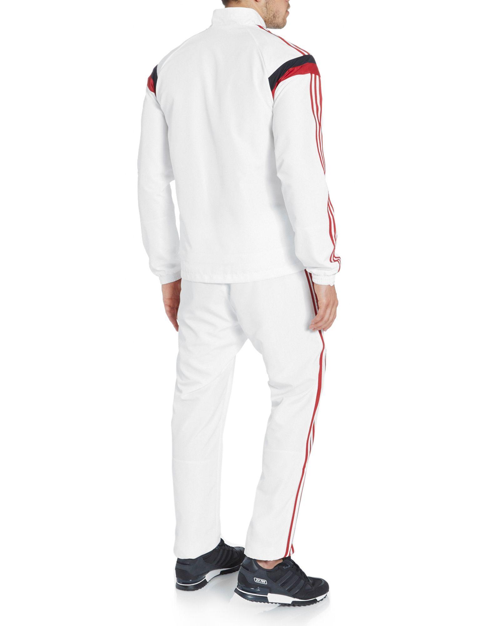 adidas AC Milan Presentation Suit