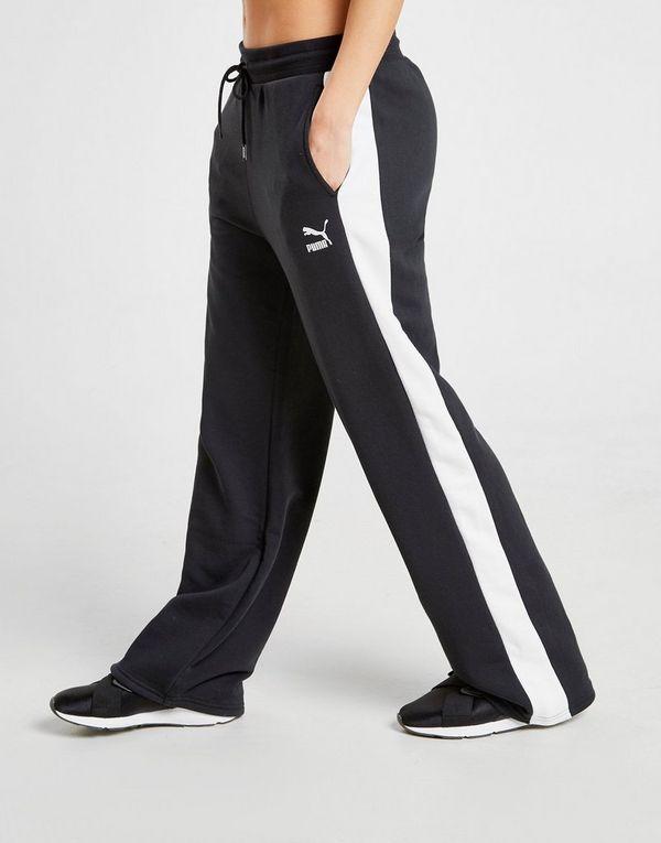Puma Joggingbroek Dames.Puma Essential Classic Wide Leg Joggingbroek Dames Jd Sports