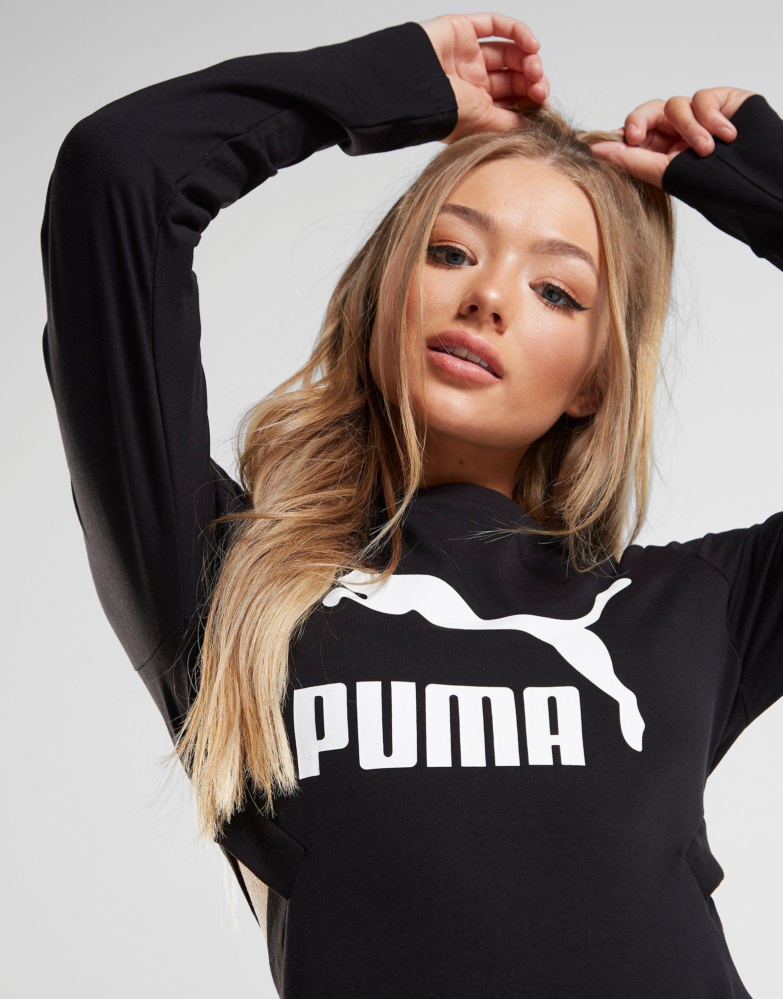 PUMA Classics Cut Out Klänning