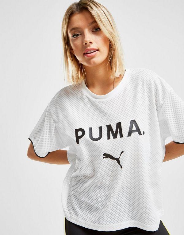 028e9c0bff PUMA Chase Mesh T-Shirt | JD Sports