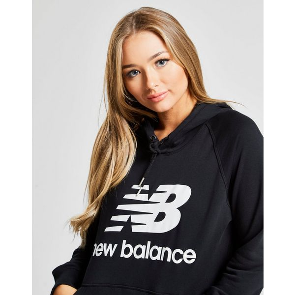 New Balance Essential Overhead Hoodie Dames