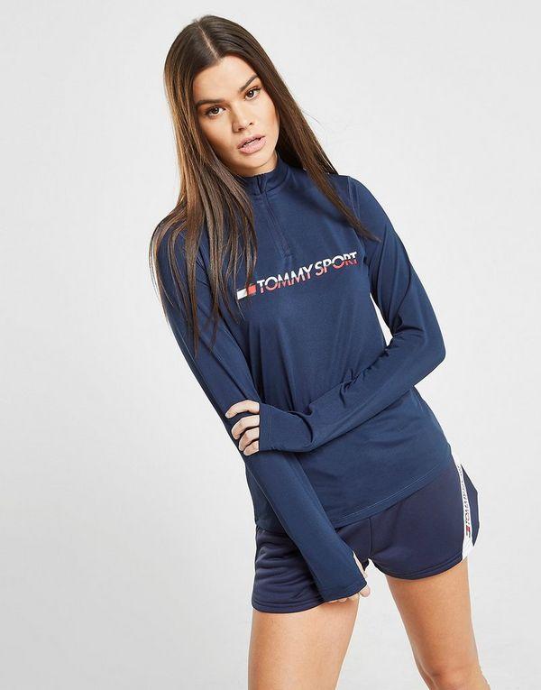 92570e41 Tommy Hilfiger Sport 1/2 Zip Sweatshirt | JD Sports Ireland