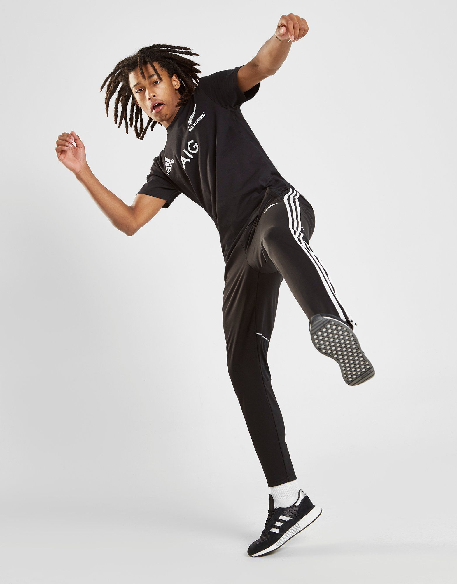 adidas New Zealand All Black 2019 Home T-Shirt PRE ORDER