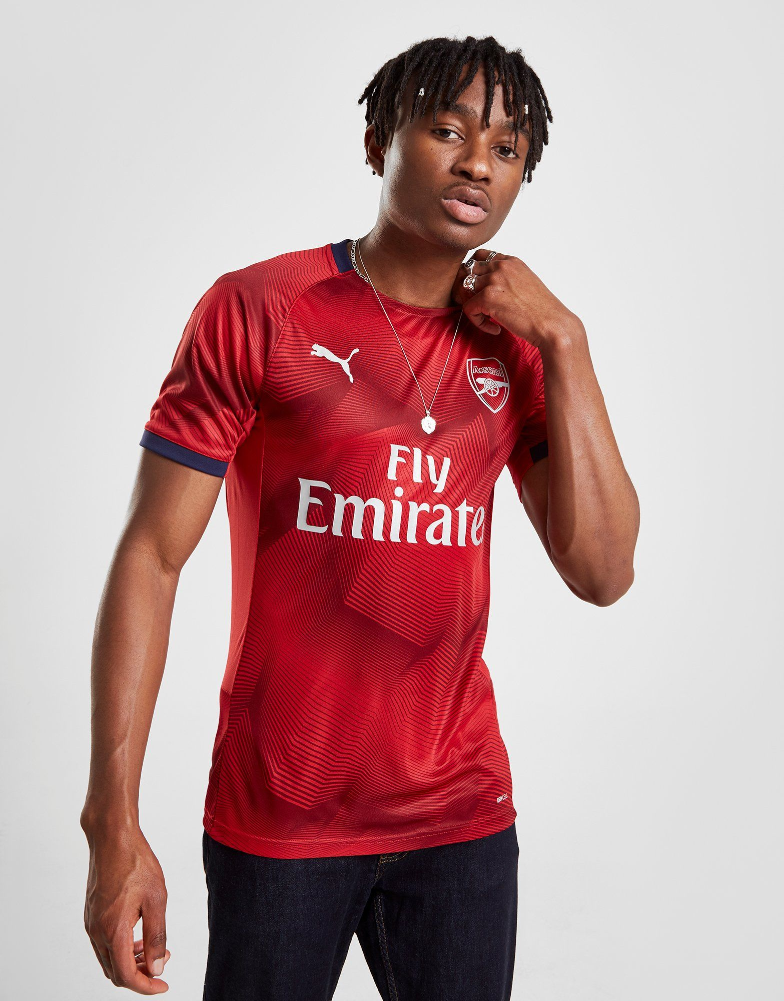 PUMA Arsenal FC Graphic Shirt