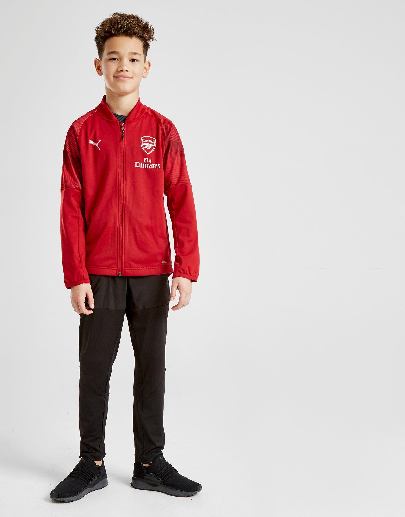 PUMA Arsenal FC Stadium Jacket Junior