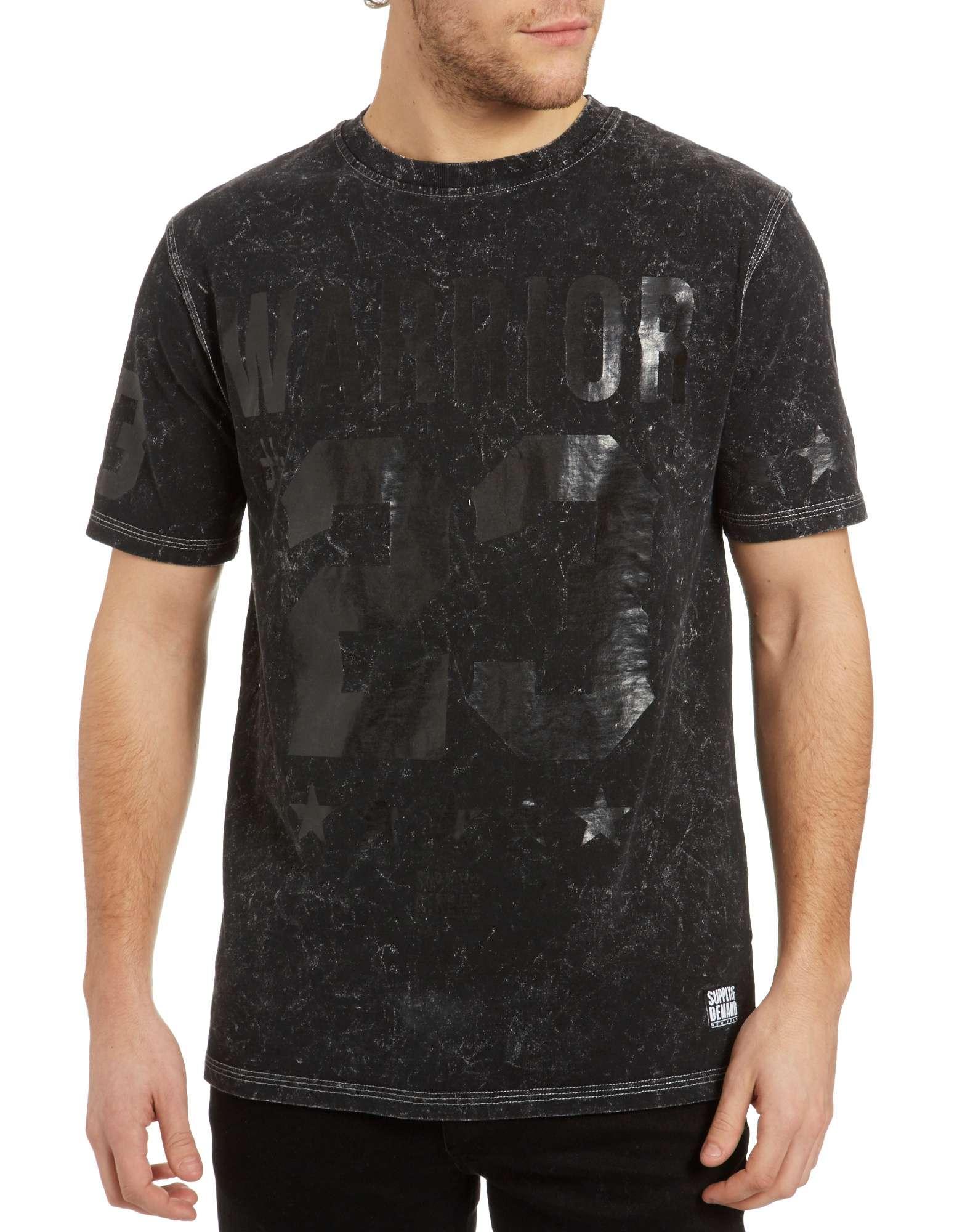 Supply & Demand Warrior Acid T-Shirt