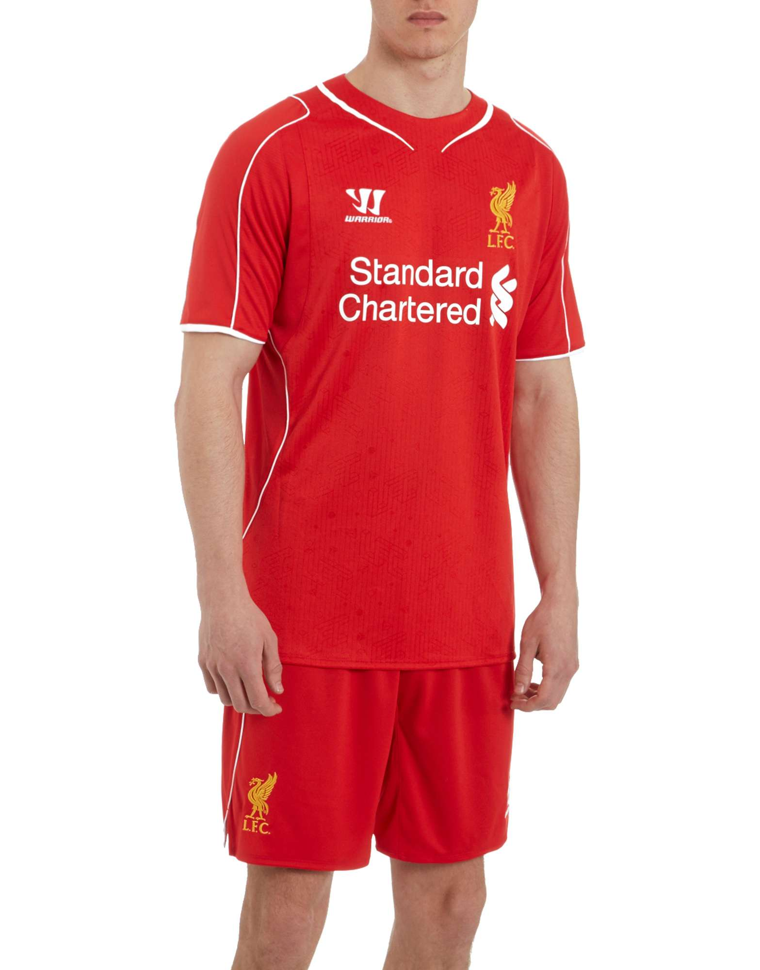 Warrior Sports Liverpool 2014 Home Shorts
