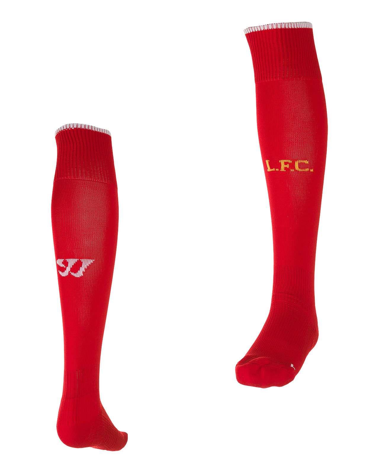 Warrior Sports Liverpool 2014 Home Socks