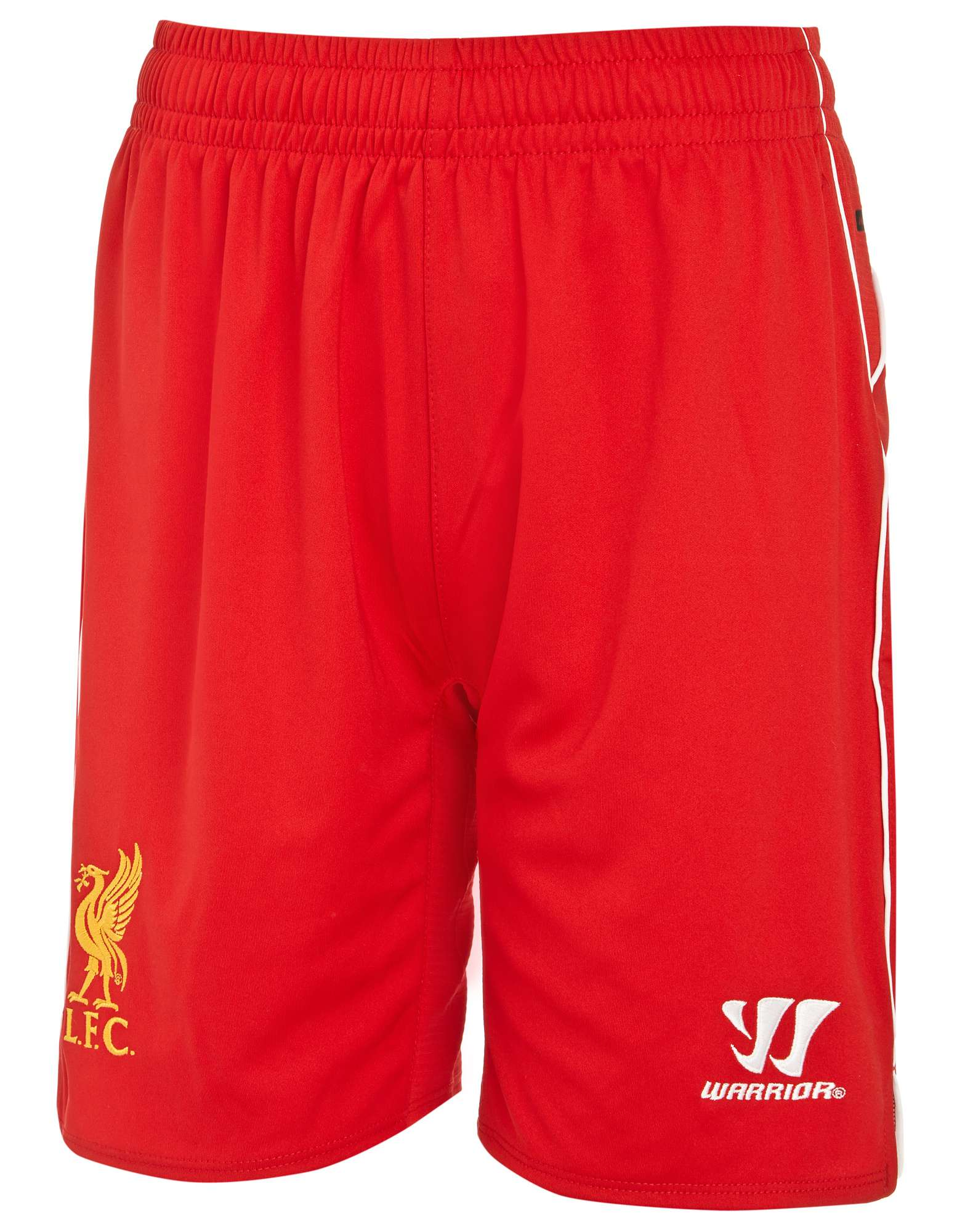 Warrior Sports Liverpool 2014 Junior Home Shorts