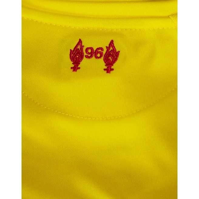 Warrior Sports Liverpool 2014 Infant Away Kit
