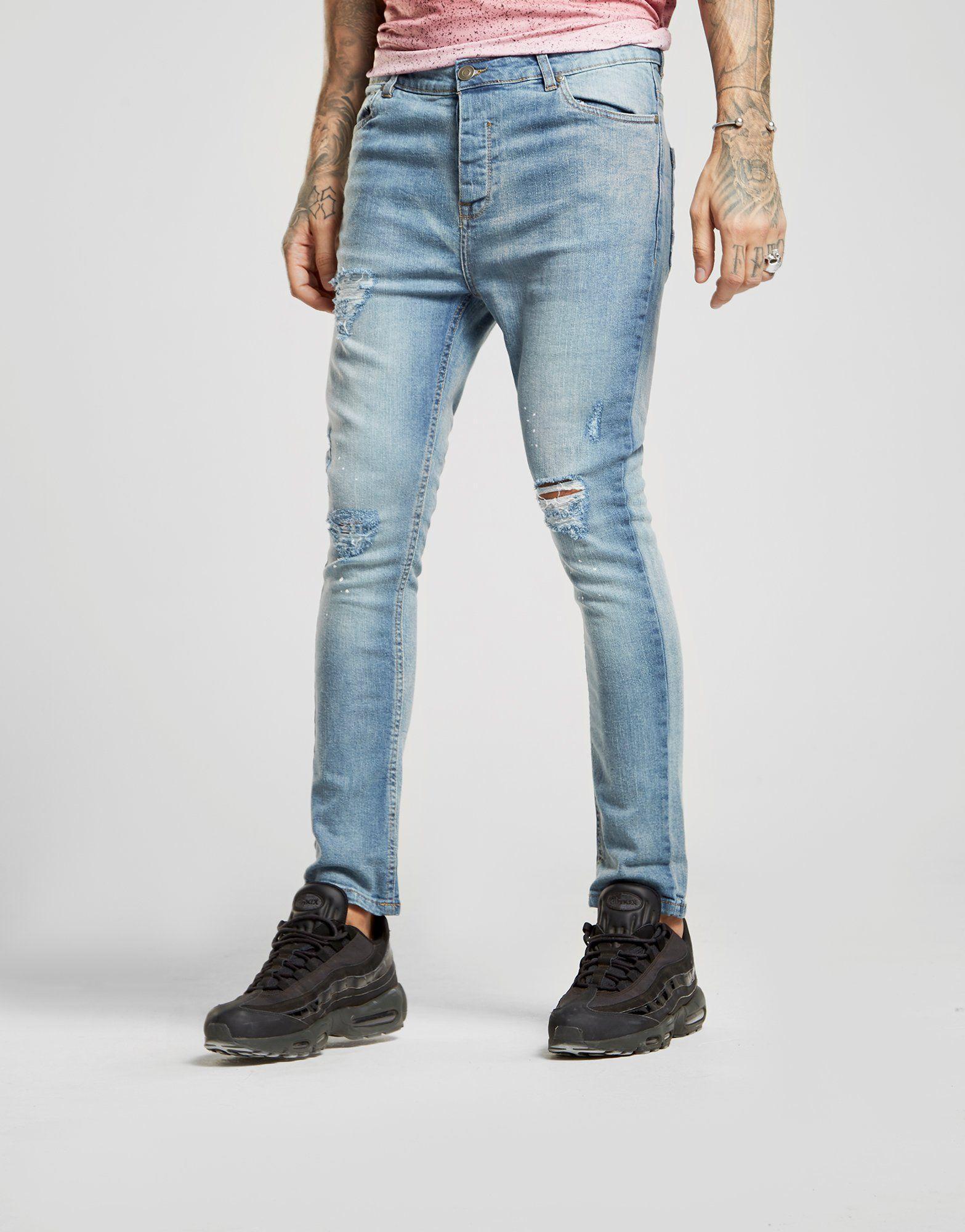 Supply & Demand Jack Flecked Jeans