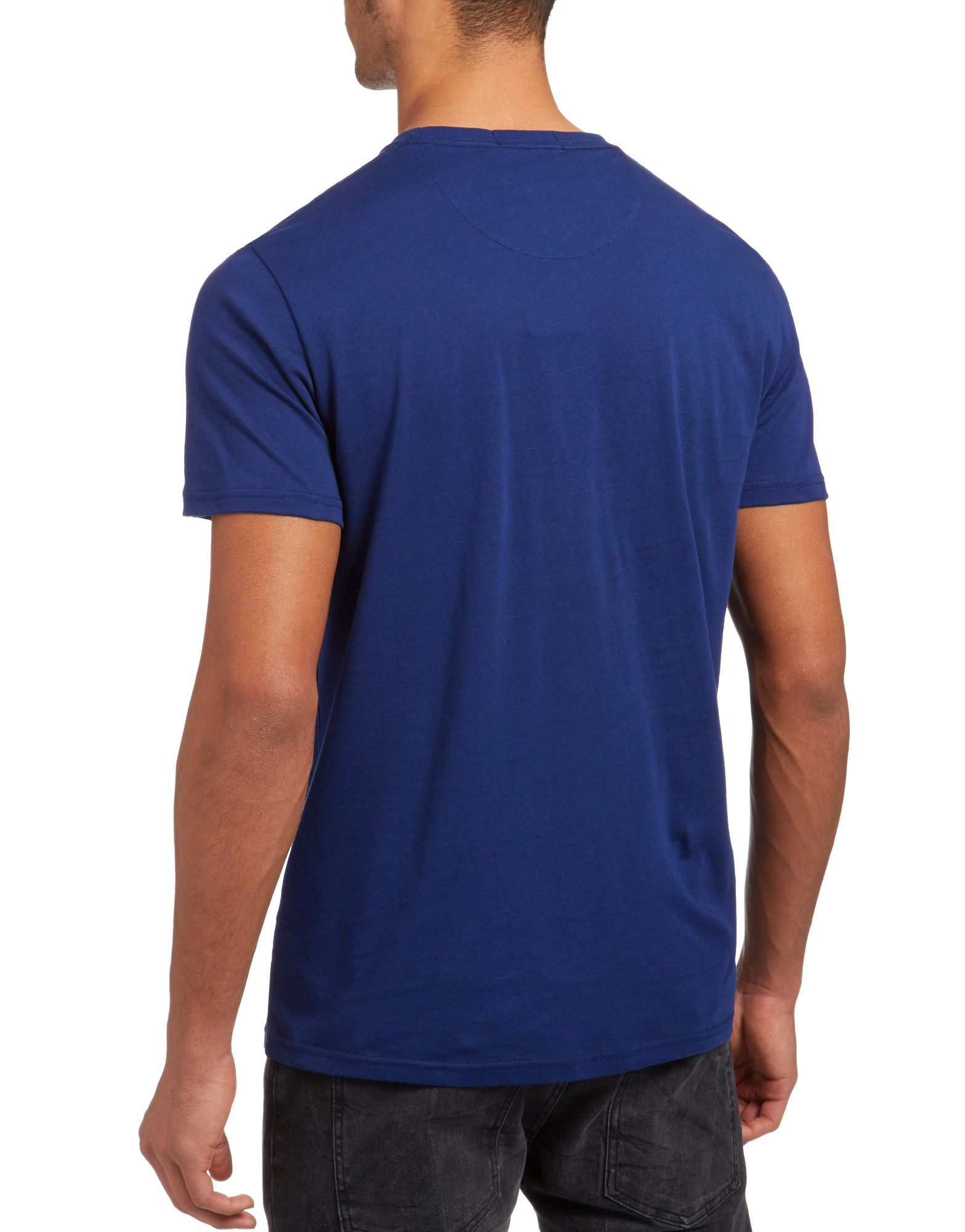 Fred Perry Linear Logo T-Shirt