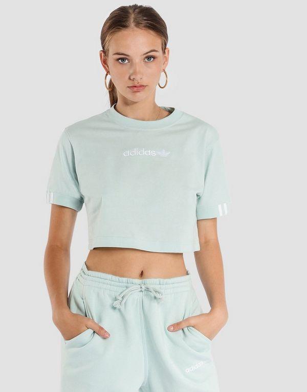 Sports Cropped Coeeze Shirt T Adidas Originals Jd xR1qORzw