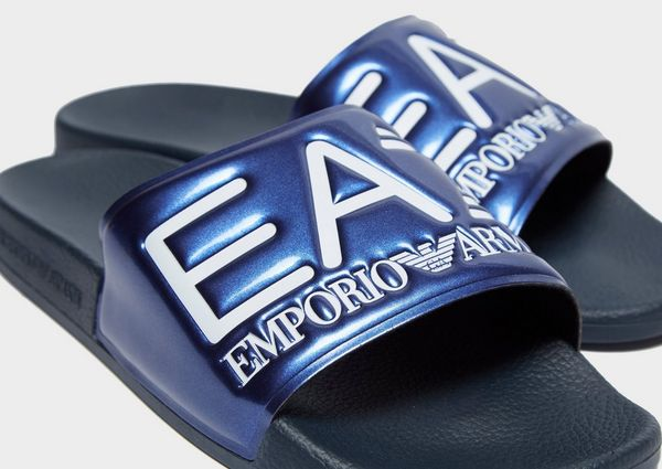 Emporio Armani EA7 Seaworld Surf Slides Heren
