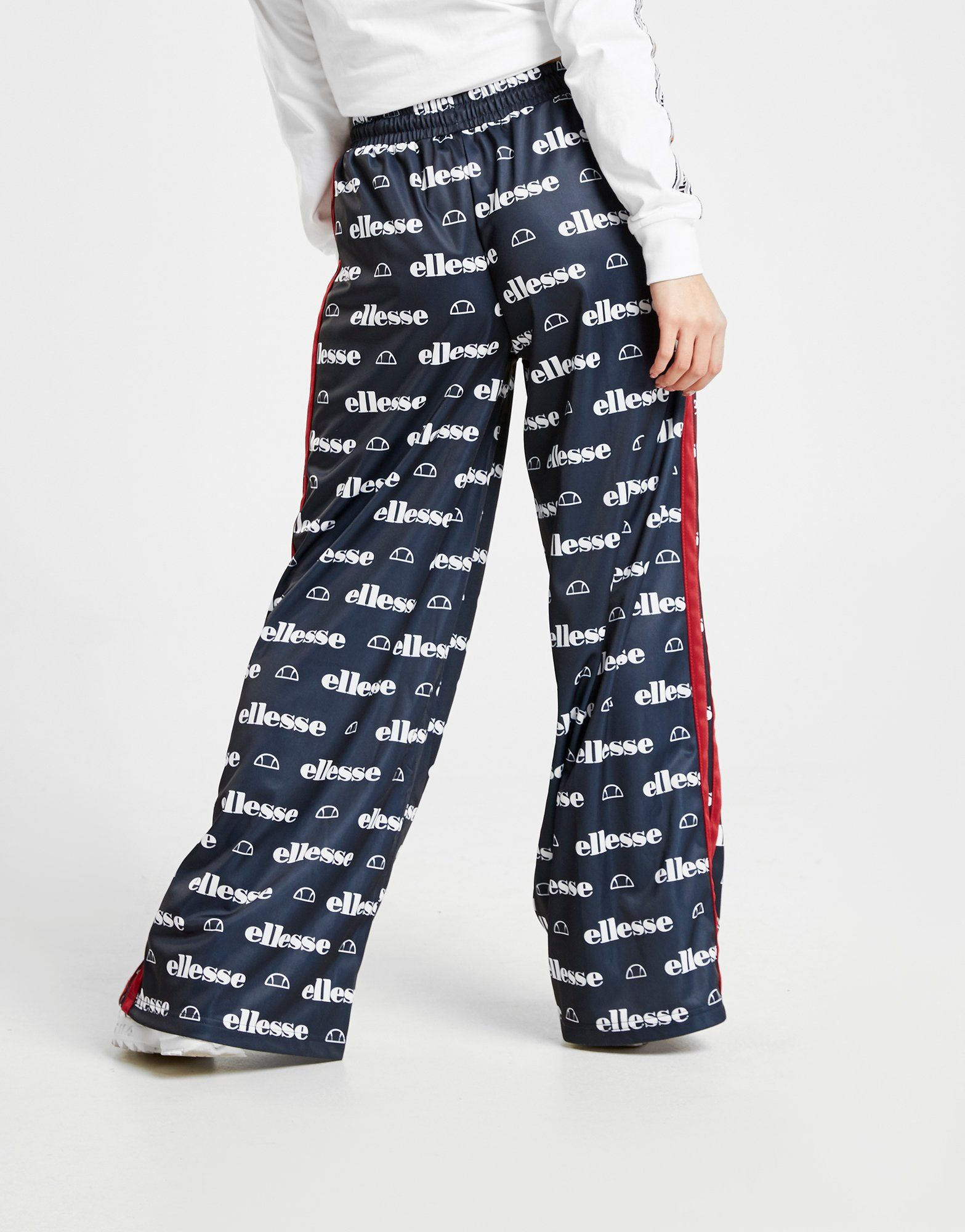 Ellesse Pantalon de survêtement Anne-Marie All Over Print Stripe Femme