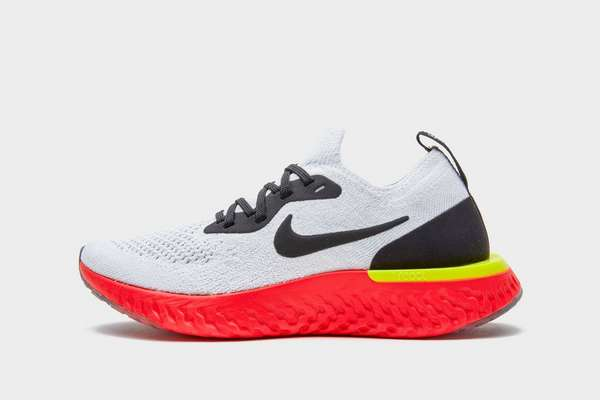 best authentic aa832 8d17b NIKE Epic React Flyknit Junior  JD Sports