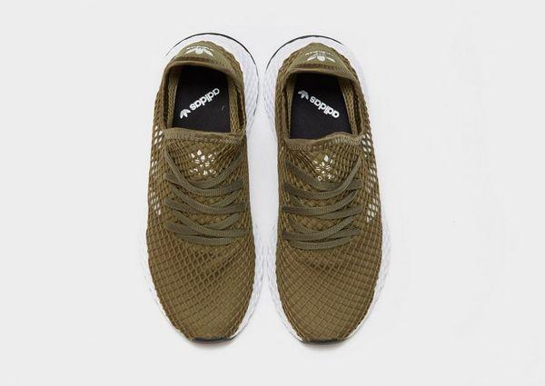 the latest 953ae 72d32 adidas Originals Deerupt Junior