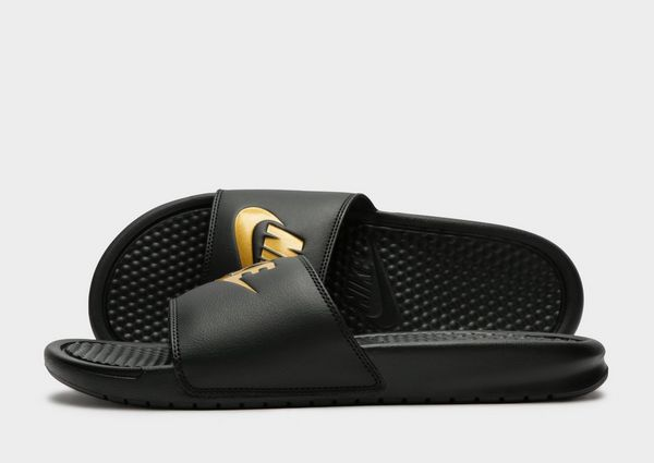NIKE Benassi Just Do It Slides  b8da4c5664b7