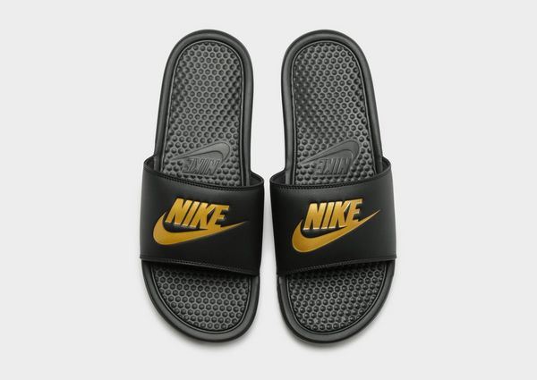 new products 81f8e 0546f NIKE Benassi Just Do It Slides