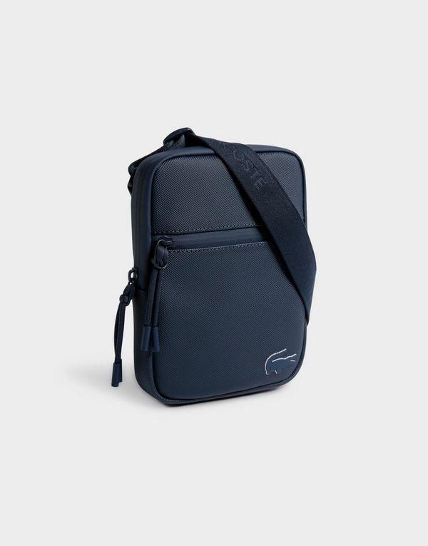 e92d356e7b45 LACOSTE Concept Monochrome Small Crossover Bag