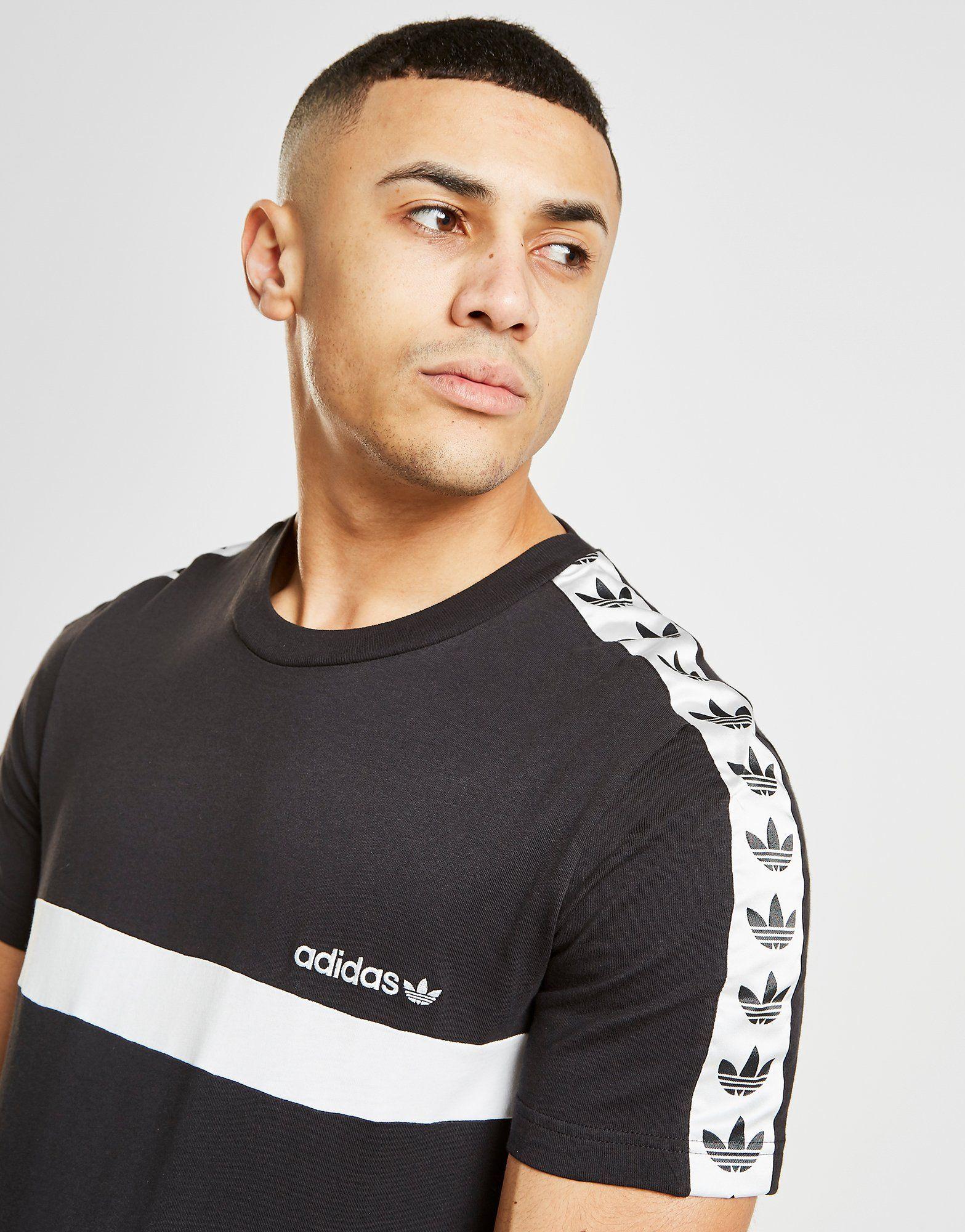 adidas Originals T-shirt Tape Homme