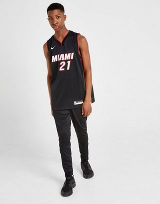 factory authentic 58b9a 5026c Nike NBA Whiteside Miami Heat Jersey Junior | JD Sports Ireland