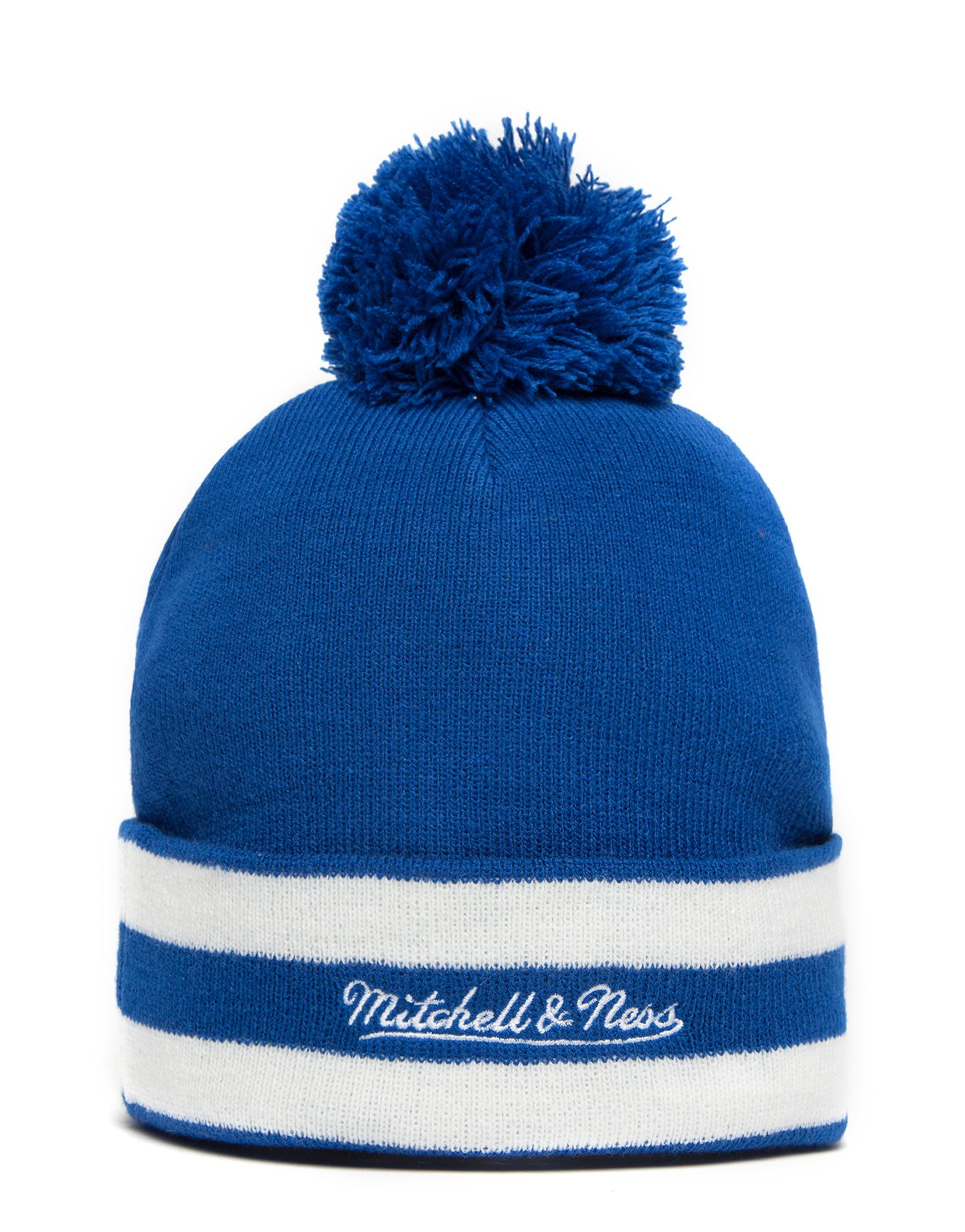 Mitchell & Ness NHL Winnipeg Jets Bobble Hat
