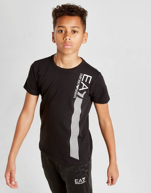 e73df395611 Emporio Armani EA7 7 Lines Short Sleeve T-Shirt Junior