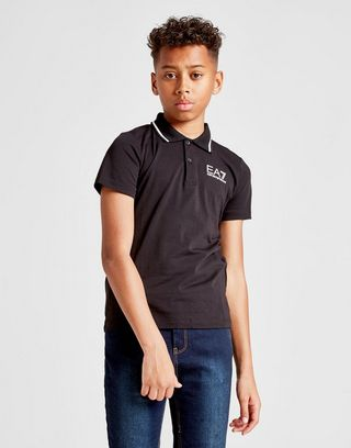 72b644d0 Emporio Armani EA7 Core Polo Shirt Junior | JD Sports Ireland