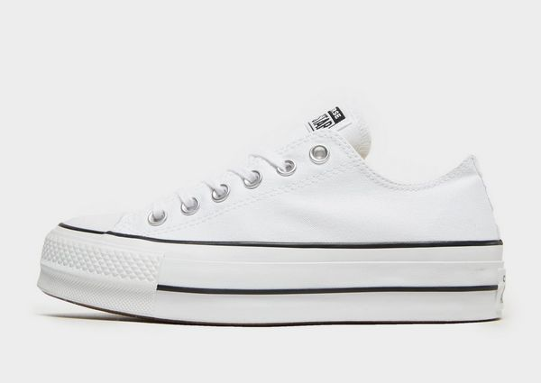 9a2b1b09fdf7 Converse Chuck Taylor All Star Platform Low Top Womens