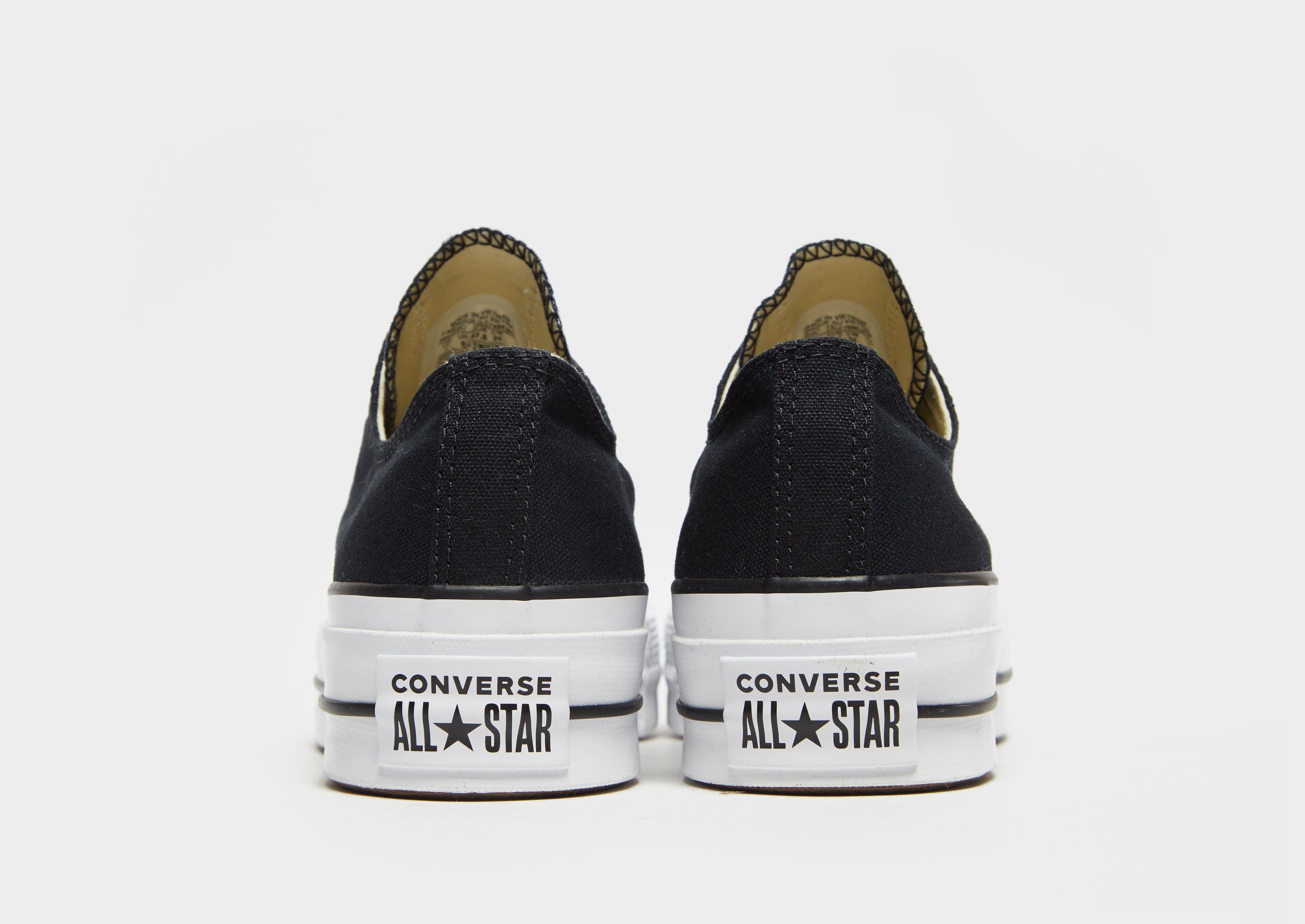 Converse All Star Lift Ox Platform Femme