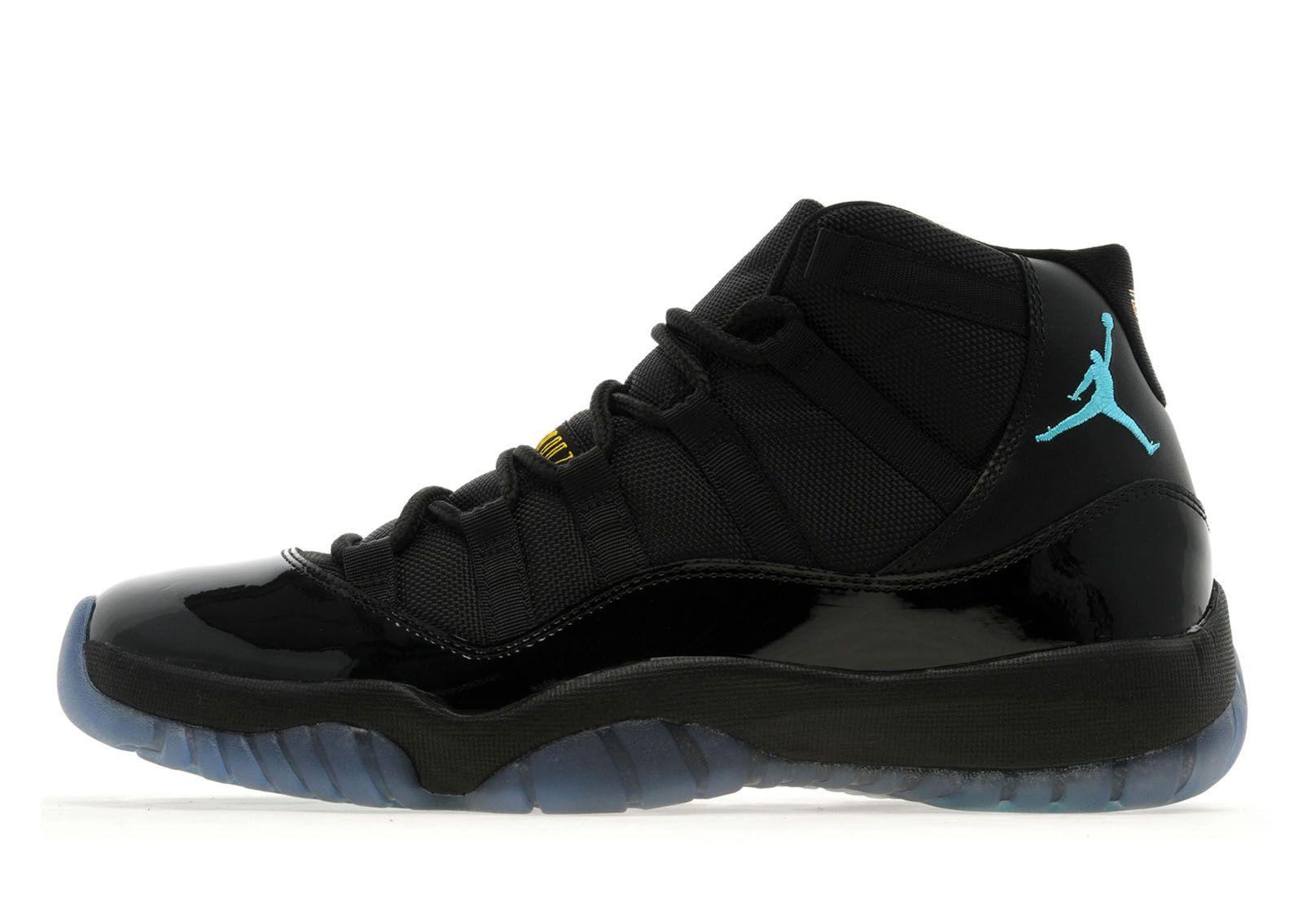 Jordan XI 'Gamma Blue'