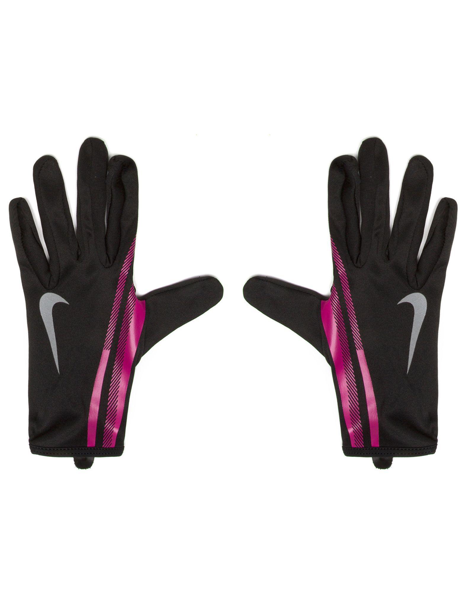 Nike Womens Swift Attitude Running Gloves