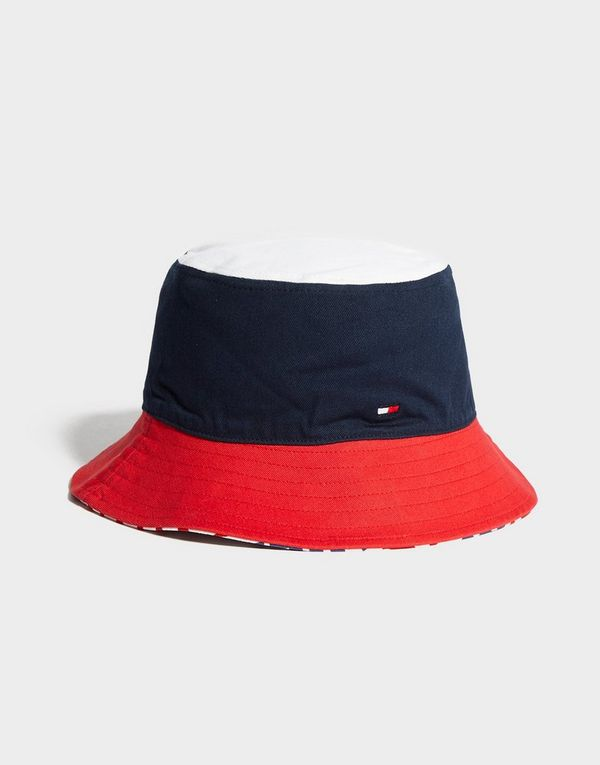 0528263925bd9d Tommy Hilfiger Reversible Bucket Hat Junior | JD Sports Ireland