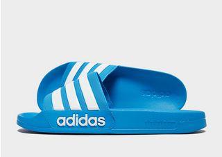 adidas Originals Adilette Cloudfoam Slides Heren | JD Sports