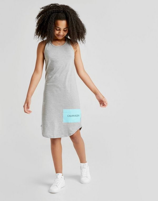 4b88f39cd Calvin Klein Girls' Tank Dress Junior | JD Sports Ireland