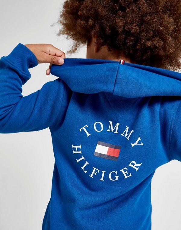 197d3718357b8d Tommy Hilfiger Logo Full Zip Hoodie Children