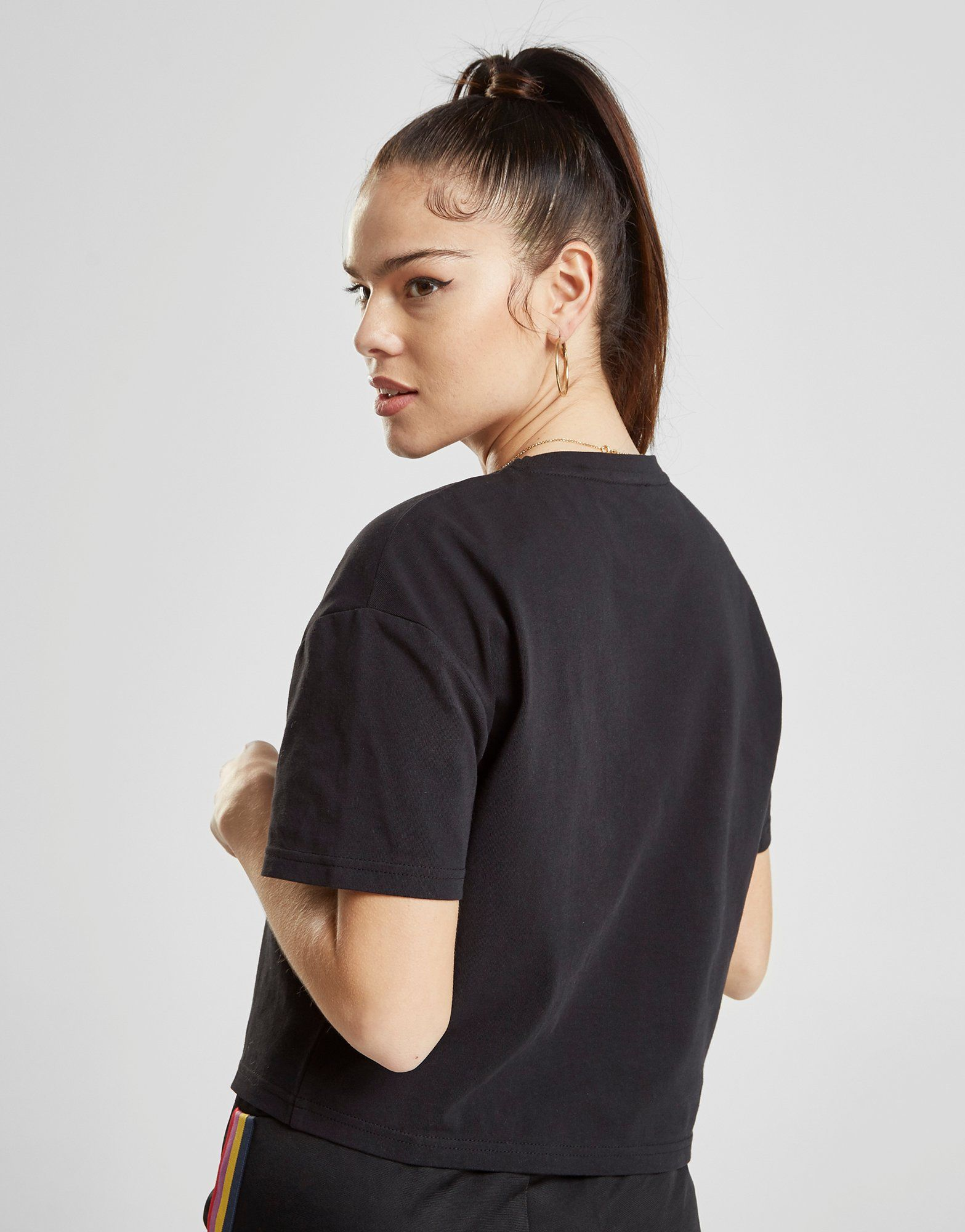 Supply & Demand Kline Script Boxy T-Shirt
