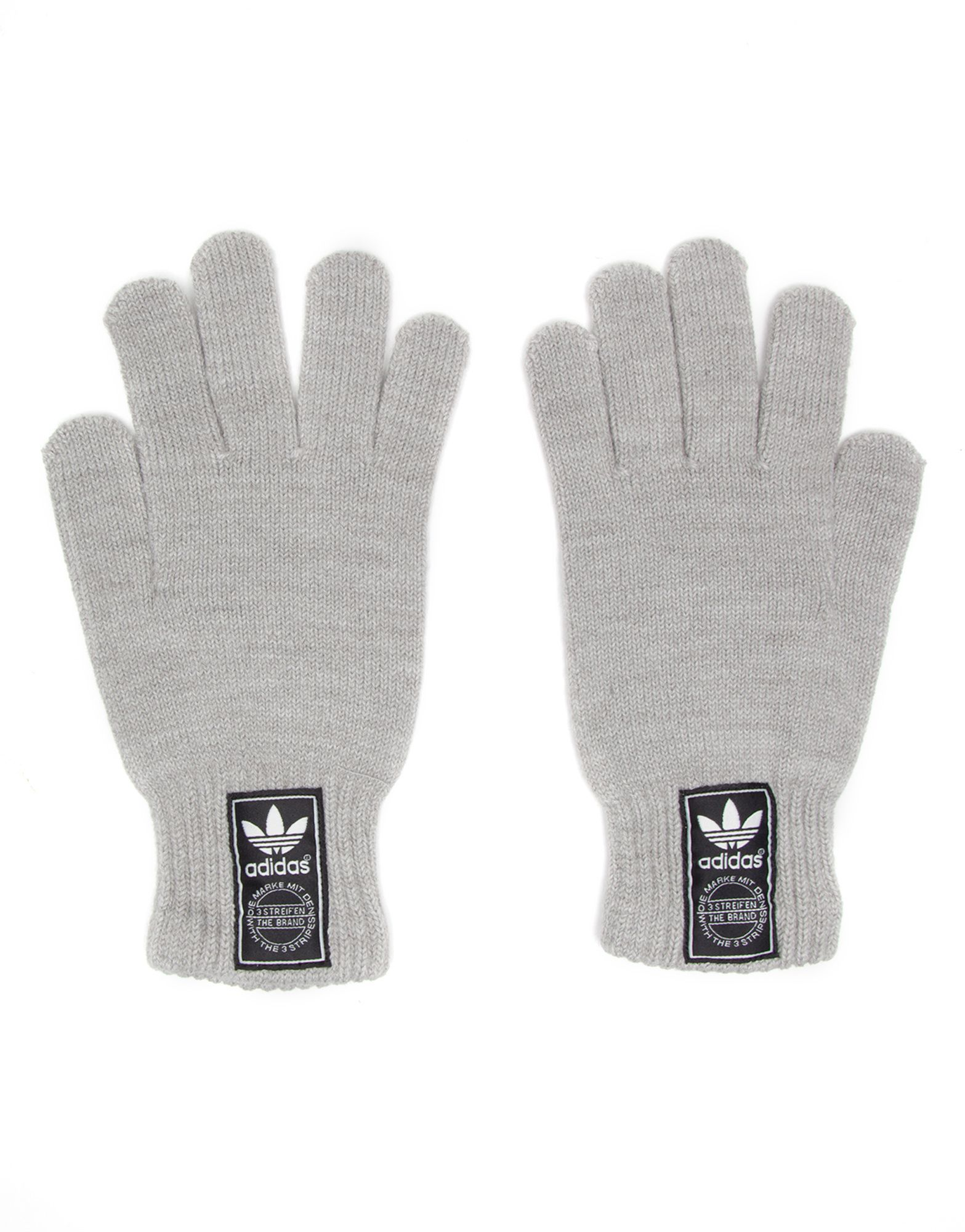 adidas Originals Ribbed Gloves